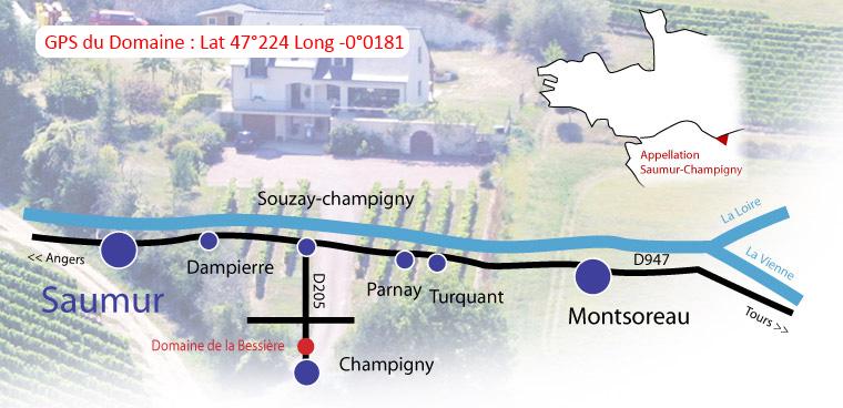 Localisation Domaine