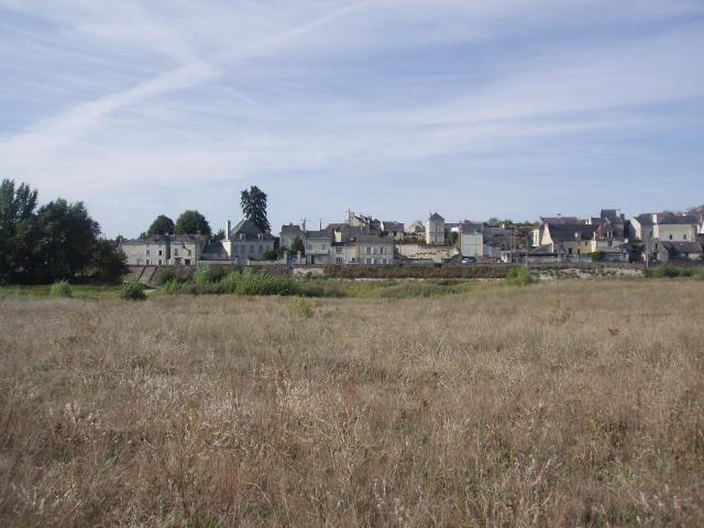 Domaine de la Bessiere - Vigneron indépendant - Saumur-Champigny - Galerie photo : quelques belles maison en tuffeau à Souzay