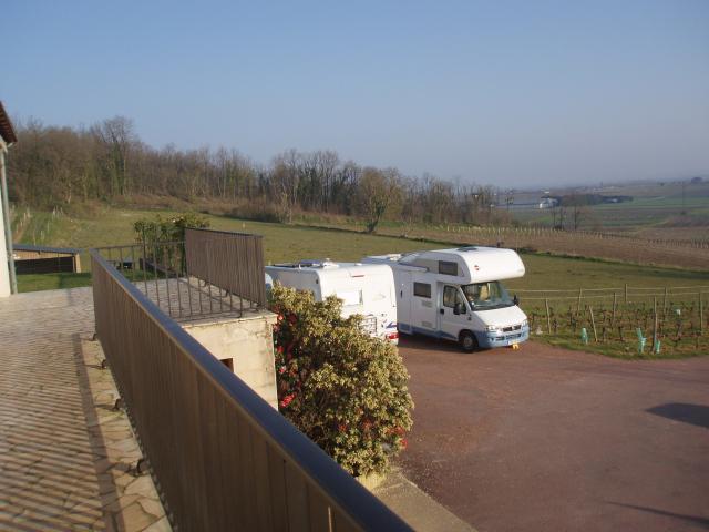 Domaine de la Bessiere - Vigneron indépendant - Saumur-Champigny - Galerie photo : accueil camping cars france-passion