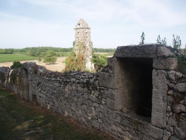 Domaine de la Bessiere - Vigneron indépendant - Saumur-Champigny - Galerie photo : Champigny : un ancien pigeonnier
