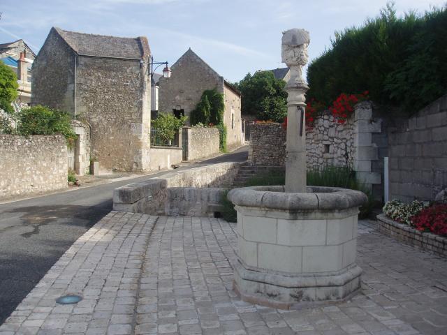 Domaine de la Bessiere - Vigneron indépendant - Saumur-Champigny - Galerie photo : Champigny : son lavoir