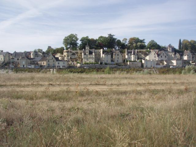 Domaine de la Bessiere - Vigneron indépendant - Saumur-Champigny - Galerie photo : Souzay : le chateau